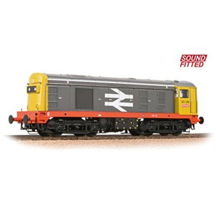 Bachmann 32-030DS Class 20 20156 in Railfreight red stripe grey - DCC Sound