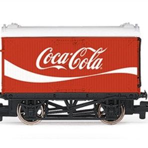 Hornby R60013 Refrigerator Van in Coca-Cola® livery - Due Jun-21