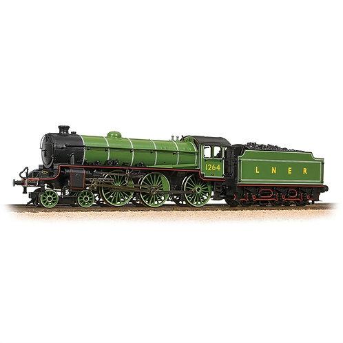 Bachmann Branchline 31-717 Class B1 4-6-0 1264 in LNER apple green