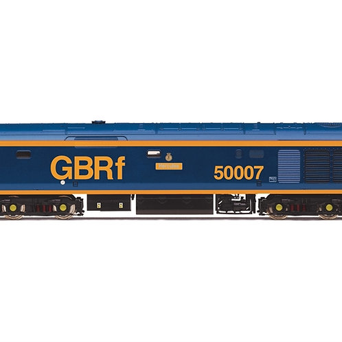 Hornby R3882 Class 50 50007 'Hercules' in GBRf livery