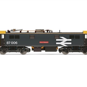 """Hornby R30030 Class 87 87006 """"City of Glasgow"""" in BR large logo grey"""