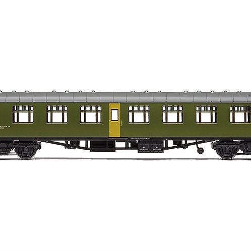 Hornby R40006 ex-Mk1 SK Ballast cleaner train staff coach DB 975805