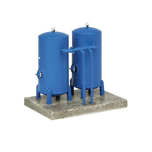 Scenecraft 44-0112 Cylindrical Tanks