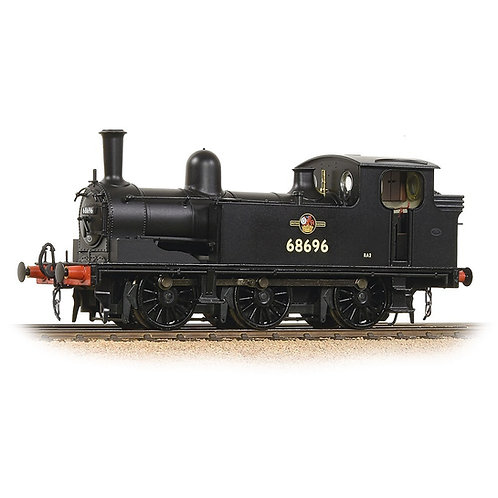 Bachmann Branchline 31-062 Class J72 0-6-0T 68696 in BR Black with late crest