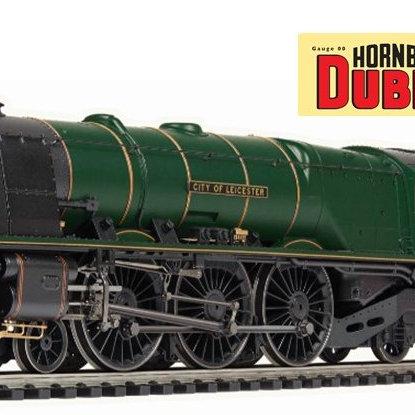 3918 Hornby Dublo Coronation 4-6-2 Steam Loco number 46252