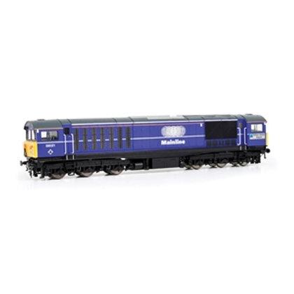 Class 58 58021 'Hither Green Depot' Mainline Blue