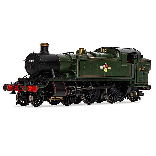 Hornby R3725 Class 5101 'Large Prairie' 2-6-2T 4160 in BR lined green late crest