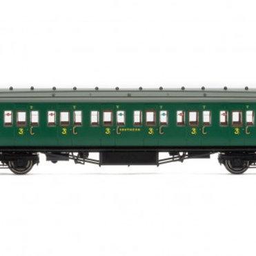 Hornby R4735 Maunsell Corridor 3rd Class Coach 1216