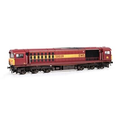 Class 58 58039 EWS [Weathered]