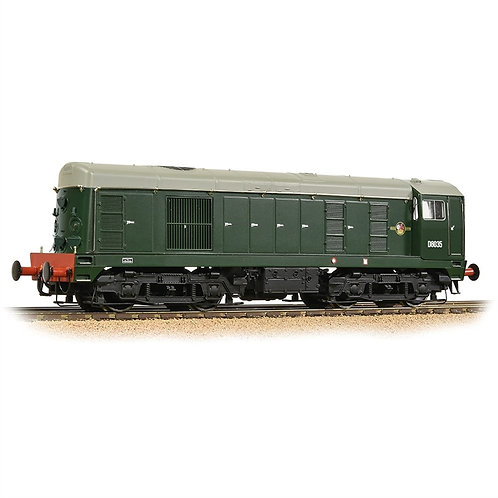 Bachmann Branchline 32-027C Class 20/0 D8035 in BR green with disc headcode