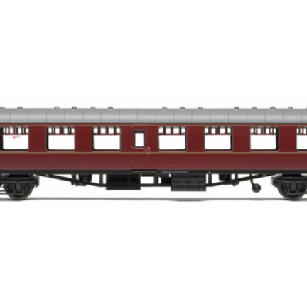 Hornby R4786 Mk1 SO second open E4811 in BR maroon without crest