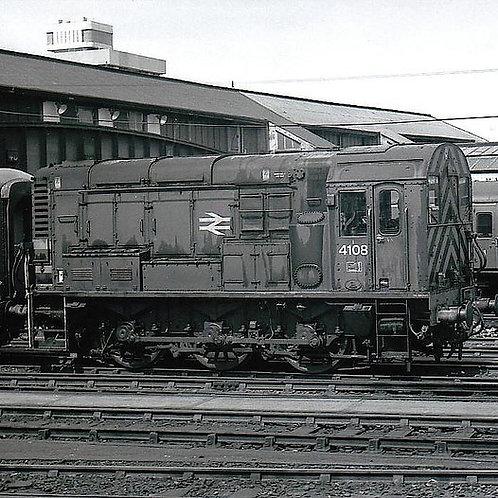 Gaugemaster GM7210202 Class 09 020 BR Blue