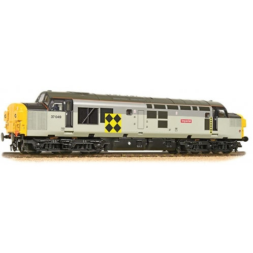 "Bachmann 32-790 Class 37/0 37049 ""Imperial"" Railfreight Coal Sector Triple Grey"