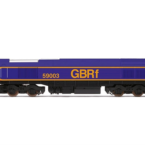 """Hornby R3760 Class 59 59003 """"Yeoman Highlander"""" in GBRf europorte livery"""
