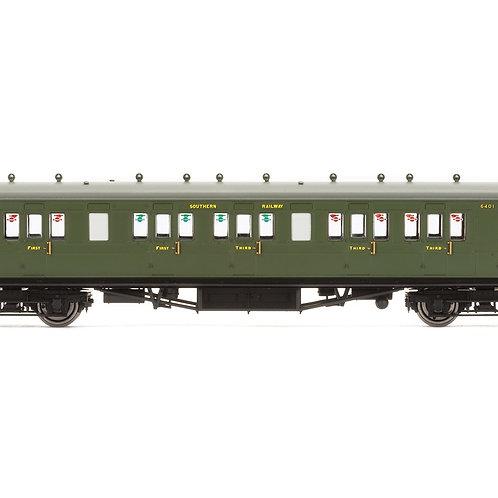 Hornby R4719A SR Ex LSWR Non-Corridor Brake Composite Coach