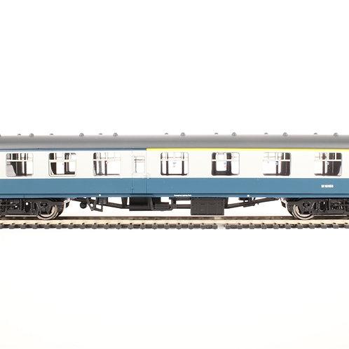 Bachmann Branchline 39-125C Mk1 CK corridor composite M16153 in BR blue & grey