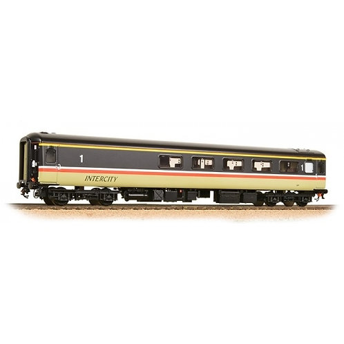 Bachmann 39-686DC Mk2F RFB  Intercity with lights
