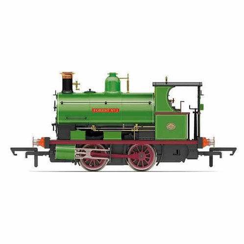 """Hornby R3680 Peckett 0-4-0 Charity Colliery """"Forest No.1"""""""