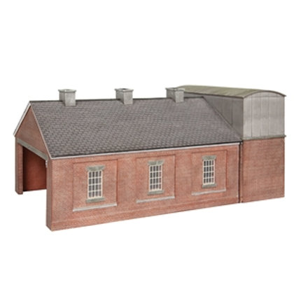 Lucston Steam Engine Shed