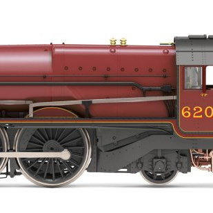R30001 Hornby Princess Royal 4-6-2 Steam Loco number 6203