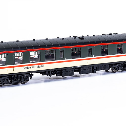 Hornby R4974 Mk1 RB restaurant buffet IC1667 in Intercity Executive livery