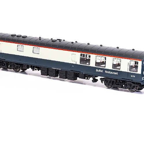 Hornby R4973 Mk1 RB restaurant buffet M1712 in BR blue and grey