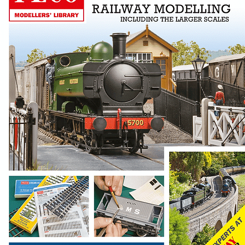 Peco Your Guide to 0 Gauge Railway Modelling