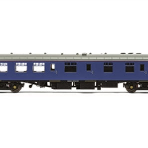 Hornby R40027 Mk1 RB restaurant buffet 1657 in DRS unbranded blue