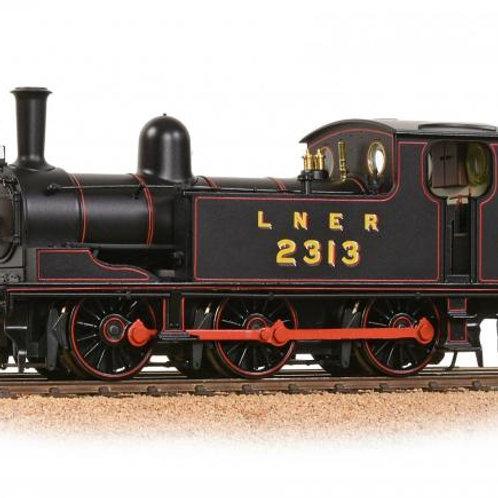 Bachmann Branchline 31-060 Class J72 0-6-0T 2313 in LNER black