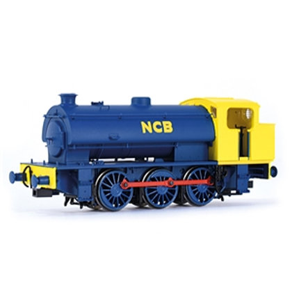 J94 Saddle Tank No. 19 NCB Blue & Yellow