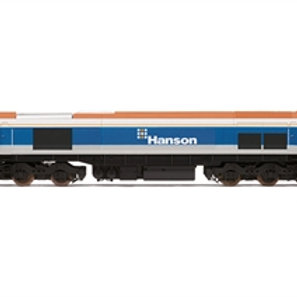 Hornby R30070 Class 59 59101 in Hanson livery