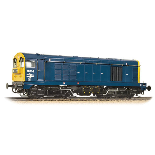 Bachmann Branchline 32-035B Class 20 20174 in BR blue with headcode boxes