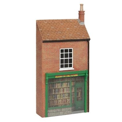 Low Relief Lucston Book Shop