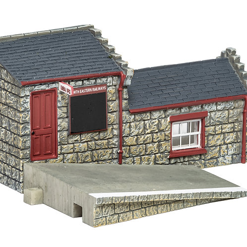 Hornby R7231 Hogsmeade station general office - Harry Potter range