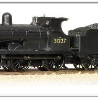 Bachmann 31-462A  C Class 0-6-0 31227 BR Black Early Crest