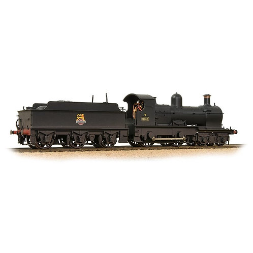 Bachmann Branchline 31-086A Class 32xx 'Earl' 4-4-0 9018 in BR black with early