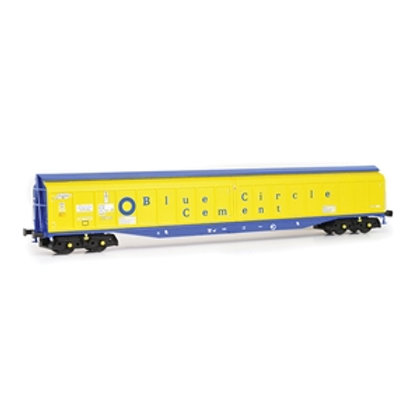 Cargowaggon 279-7-611-1 Blue Circle Cement