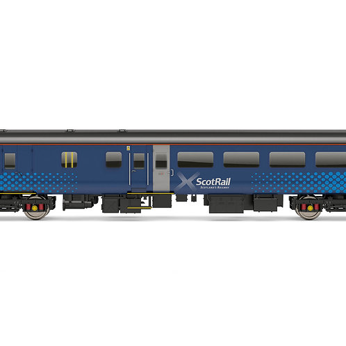 Hornby R4892 Mk2F 'Aircon' BSO brake second open 9539 in ScotRail 'Saltire' blue