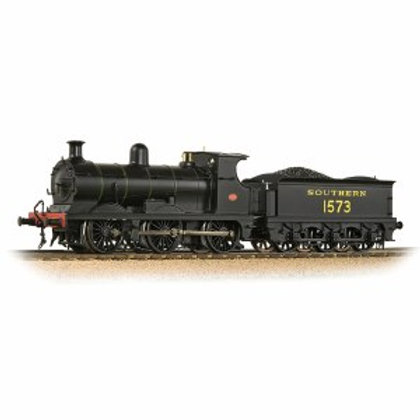 Bachmann 31-464A SE&CR C Class 1573 SR Lined Black