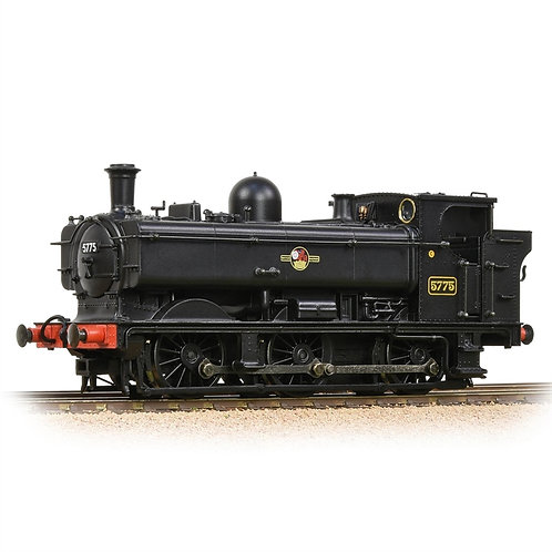 Bachmann 32-216A Class 57xx pannier 0-6-0PT 5775 in BR black with late crest