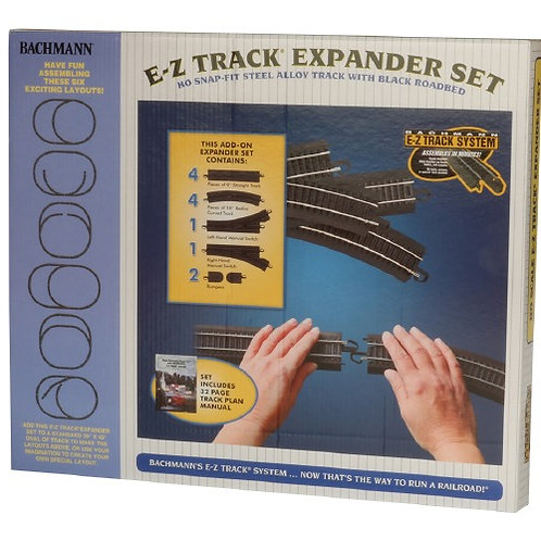 Thomas Track Layout Extender Pack