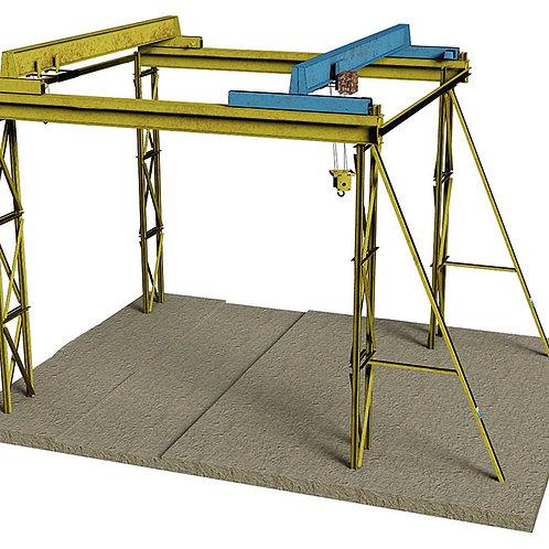Scenecraft 44-0111 Steel Frame Crane
