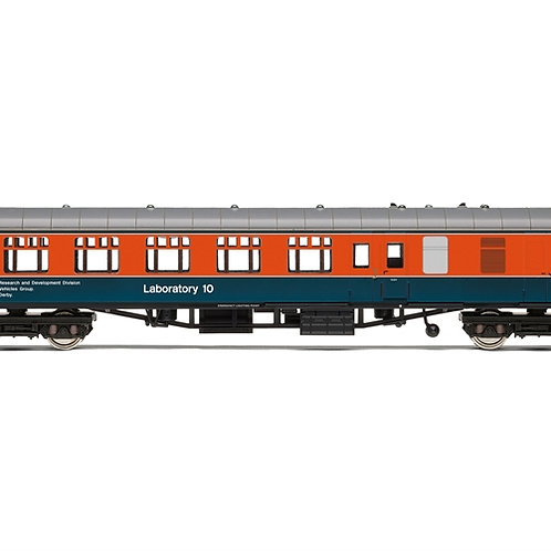 Hornby R40009 ex-Mk1 BSO Laboratory 10 RDB 975428 in BR RTC blue and red