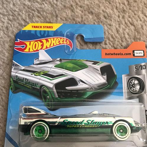 Hot Wheels Super Chromes Speed Slayer