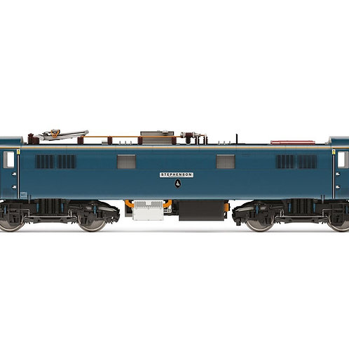 """Hornby R3739 Class 87 87001 """"Royal Scot"""" and """"Stephenson"""" in BR blue - preserved"""