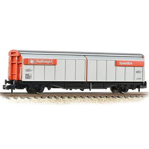 Graham Farish 373-601D BR VGA Van BR Railfreight Red (Speedlink)