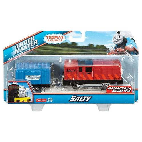 Trackmaster motorised Salty