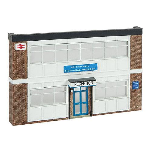 Scenecraft 42-259 Low Relief Office Block (N Gauge)