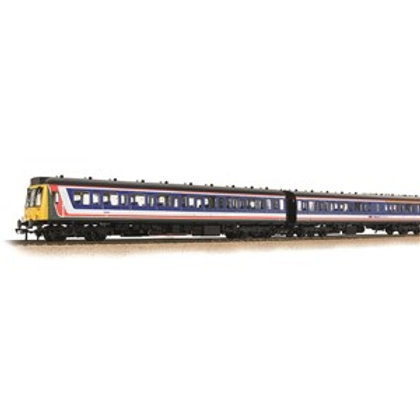 Bachmann 35-502 Class 117 3-Car DMU BR Network SouthEast (Revised)