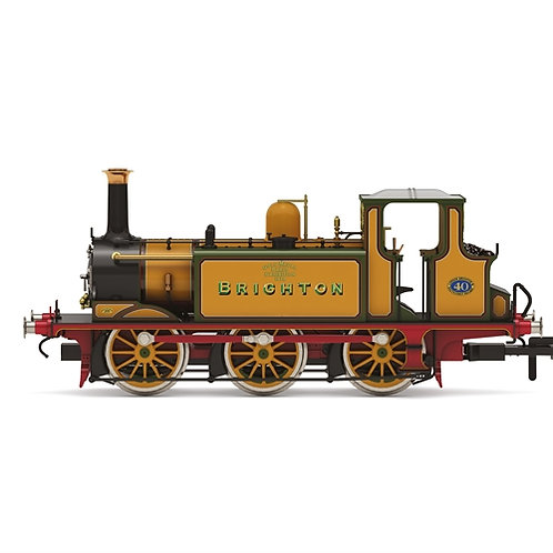 Hornby R3845X Class A1 Terrier 0-6-0T 40 'Brighton' in LBSCR livery DCC